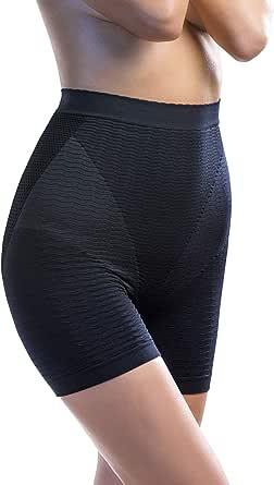 Intimidea Pantaloncino Massaggiante Effetto Anticellulite Extra-Comfort