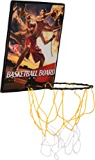 KASCO Wood-Composite Portable Basket Ball Board, size 5, 36 cm x 28 cm x 2 cm, Multicolour