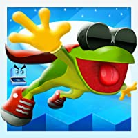 Frog on Ice (Kindle Tablet Edition)
