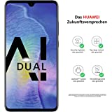 Huawei 51093XUE Mate20 Dual-SIM Smartphone Bundle, 128 GB internminne, 4 GB RAM, Tysk Version, Blå