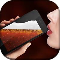 Virtuelle Cola trinken