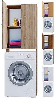 Hochschrank Buche 180 x 45 cm - Umbauschrank Waschmaschine Küche Bad ...