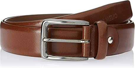 Camelio Men's Leather Formal Belt