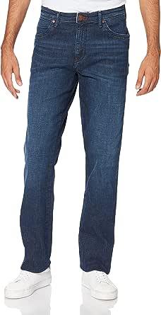 Wrangler Men's Te/as Contrast Straight Jeans