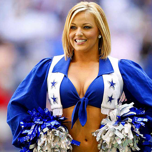 You nfl hottest cheerleaders ass all