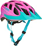 Lazer Kinder J1 Fahrradhelm, Purple/Turquoise, One Size