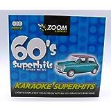 Zoom Karaoke - Sixties Superhits Box Set - Triple CD+G Set