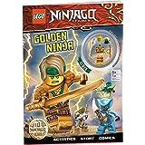 LEGO(R) NINJAGO(R): Golden Ninja (Activity Book with Minifigure)