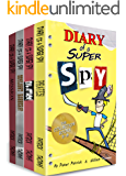 Diary of a Super Spy: The Collection: Books 5 - 8