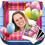 Marcos de fotos para cumpleaños