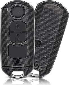Asarah Premium Abs Autoschlüssel Hülle Kompatibel Mit Elektronik