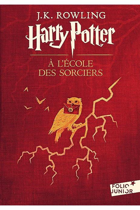 Harry Potter, I : Harry Potter à lécole des sorciers Folio ...