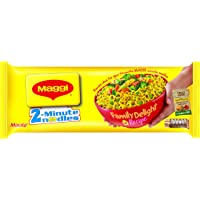 MAGGI 2-Minute Instant Noodles, Masala - 280g Pouch