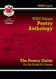 New GCSE English Literature WJEC Eduqas Anthology Poetry Guide - for the Grade 9-1 Course