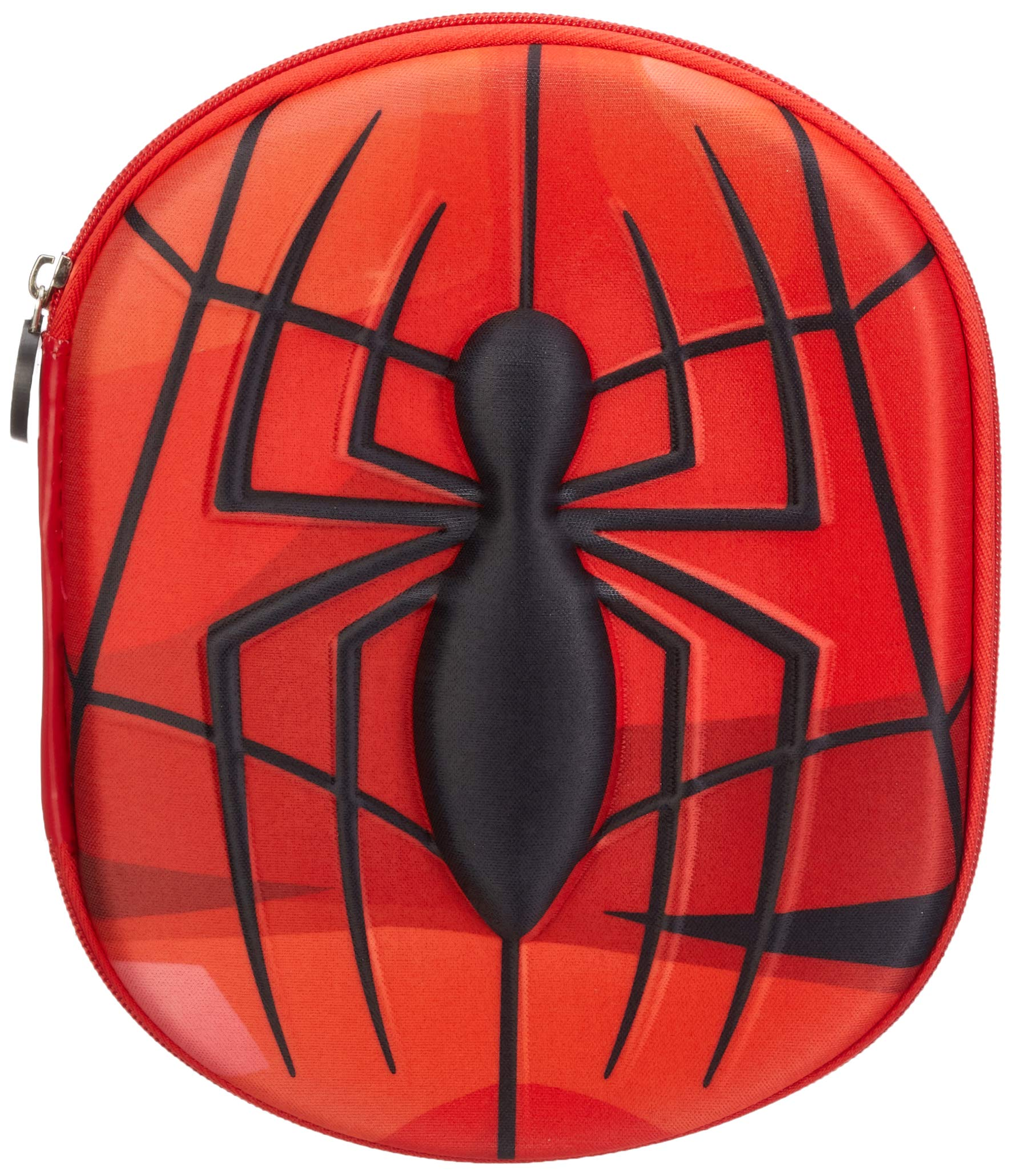 Spider-Man-2700000212 Spiderman Plumier, Multicolor, 24 cm (Artesanía Cerdá CD-27-0212)