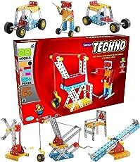 ivee international Construction Toys, Mechanical Kit (Multicolour)