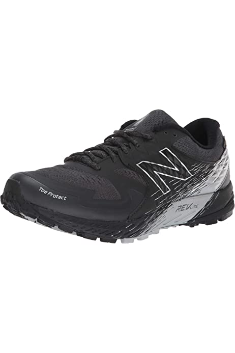 New Balance Summit KOM Gore-Tex, Zapatillas de Running para Asfalto para Hombre, Negro (Black/Magnet GT), 40 EU: Amazon.es: Zapatos y complementos