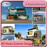 3D Home Exterior Design Ideas for sale  Delivered anywhere in Ireland