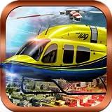 911 Police Gunship Hubschrauber Air Strike Kampf Kampf Flugsimulator 3D: Great Adventure Of War Flügel in den Regeln der Survival Games Free