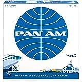 Funko 48719 PAN AM strategy Board Game-Prospero Hall, Multicolor