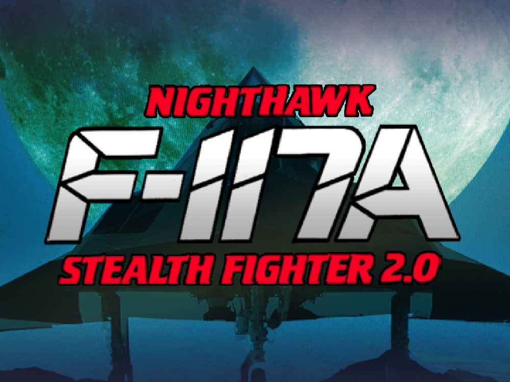F-117A Nighthawk Stealth Fighter 2.0 [PC Code - Steam]