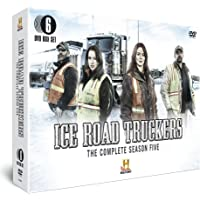 Ice Road Truckers - Season 5 (6 DVD Gift Set) [UK Import]