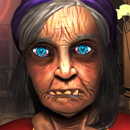 Scary Granny Neighbor 3d Horror Games Free Scary Amazon Co Uk