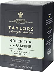 Taylors of Harrogate Green Tea With Jasmine, 40 gm