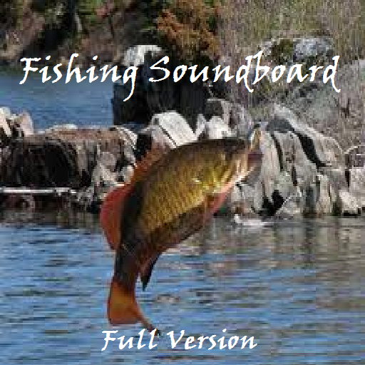 Fishing Soundboard - full - Bait Fish Net