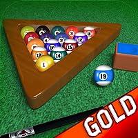 tavolo da biliardo piscina illimitata torneo di 8-ball: colpire la palla nera - gold edition