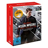 Mission: Impossible The 6 Movie Collection - Limited Boxset (+ Blu-ray) [4K Blu-ray]