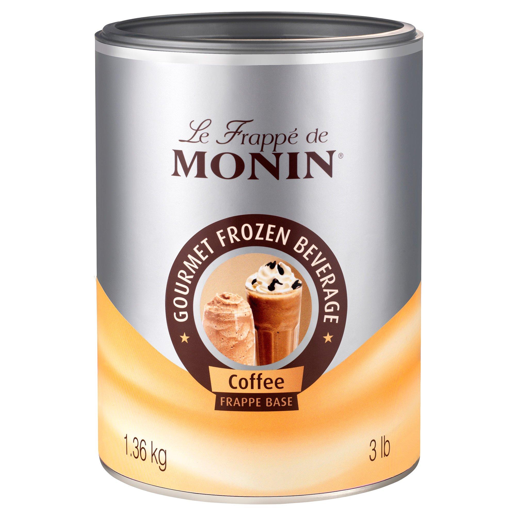Monin-Coffee-Frappe-Mix-136kg-Tub-Flavour-Powder-for-Coffee-Shops