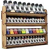 PROSCALE Station de peinture paint station. Support rangement de vallejo peinture citadel station paint acrylique modelisme m