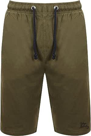 Tokyo Laundry Mens Greenbury Lightweight Loungewear Sweat Shorts Pyjama Bottoms
