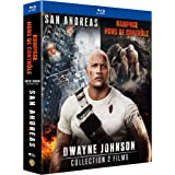 Coffret Dwayne Johnson : Rampage-Hors de contrôle + San Andreas [Blu-Ray]