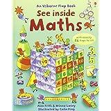 Maths (Usborne See Inside)