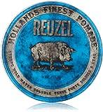 REUZEL Blue Strong Hold High Sheen Pomade, 1er Pack