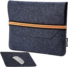 Gizga GZFSLV 13.3-inch Laptop Sleeve (Slate Gray)