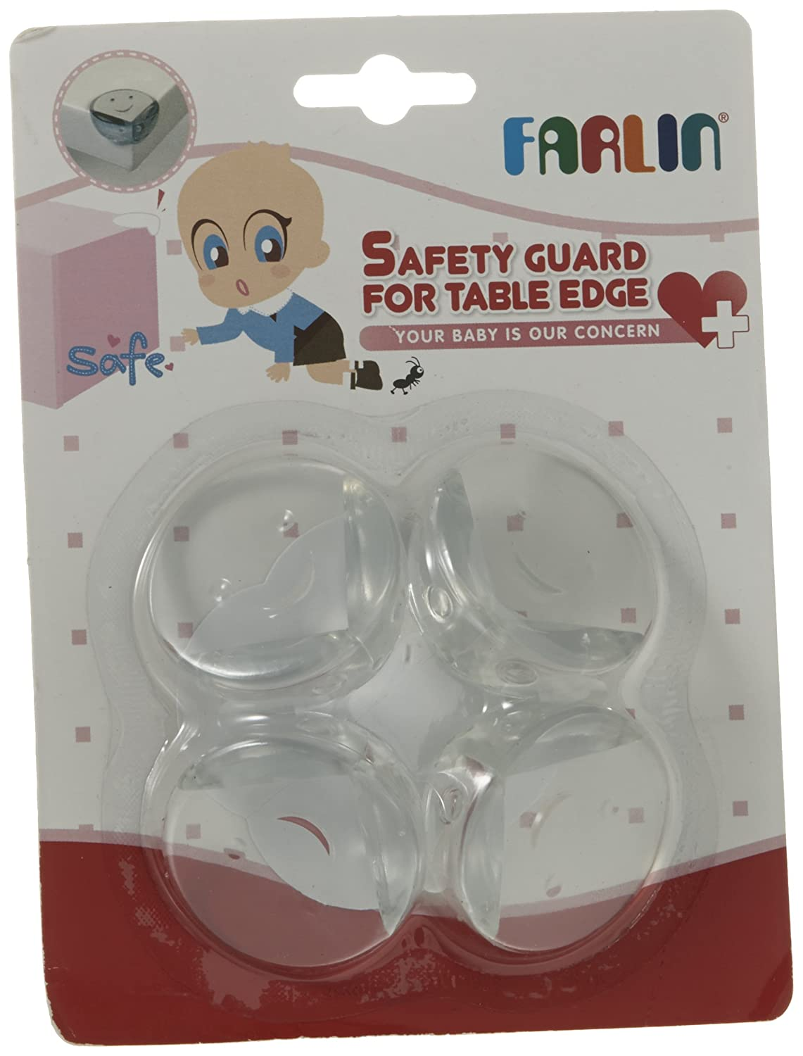 table edge guard. buy farlin safety guard for table edge online at low prices in india - amazon.in