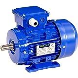 Pro-Lift-Werkzeuge 3-Phasen Drehstrommotor 0,75 kW 380 V Elektromotor 2840 U/min Industriemotor electric motor B3 Drehstrom 750W 230V/400V