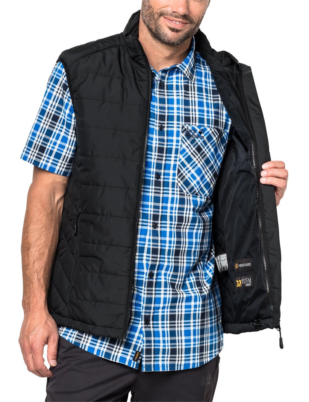 81yS sefQaL - Jack Wolfskin Men's Glen Vest Quilted Gilet