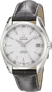 Omega Seamaster Aqua Terra Mid Size Chronometer 231.13.39