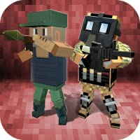 Blocky Army War Battles