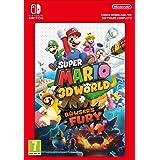 Super Mario 3D World + Bowser's Fury Standard   Nintendo Switch - Codice download