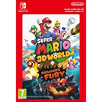Super Mario 3D World + Bowser's Fury Standard | Nintendo Switch - Codice download