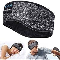 Schlafkopfhörer Bluetooth,Schlaf Kopfhörer 5.0 Bluetooth Kopfhörer Personalisierte Geschenke Sleepphones mit Ultradünnen…