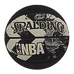 Spalding 2015 Alley-OOP Basketball Size-7 (Black)