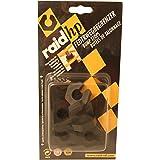 8er Set 25mm Federwegsbegrenzer Stick Clip X 2 Mit 6 Fach Positionierung Federwegbegrenzer Auto