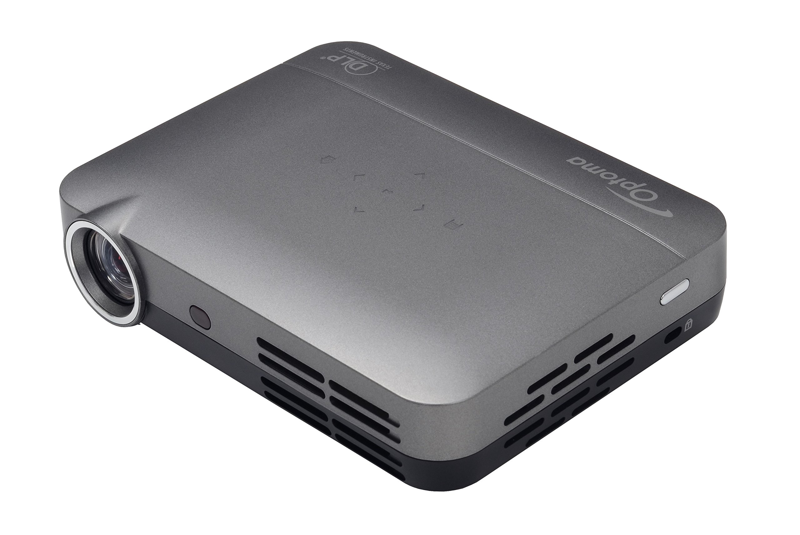 81yV7BkQ3sL - Optoma ML330 500 LED Brightness Ultra-Compact Android LED Projector - Grey/Black