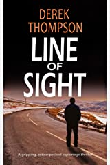 LINE OF SIGHT a gripping action-packed espionage thriller Kindle Edition